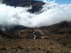 The very impressive Cuesta del Obispo Hills in Salta, Argentina. I just love Salta
