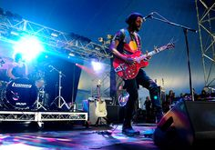 Gary Clark Jr. Photo - The Hottest Live Photos of 2013 | Rolling Stone