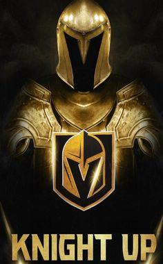 A edit I did of a Vegas Golden Knights promo poster. Vegas Golden Knights, Ice Hockey, Poster, Hockey Puck, Billboard, Hockey