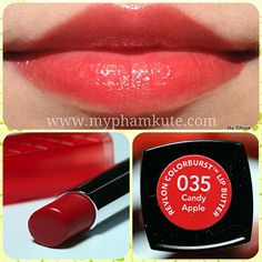 Revlon lip butter Candy Apple