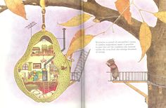 House by Mouse was written by George Mendoza and first published/released in UK in 1981. Henrietta Mouse was a world-famous architect who designed houses for Trout, Otter, Caterpillar, Owl, Squirrel etc etc.