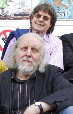 Honoré était le moins connu des cinq dessinateurs assassinés mercredi 7 janvier dans les locaux de Charlie Hebdo. Sans doute parce qu'il était d'abord un illustrateur virtuose, qui s'exprimait plus par le graphisme que par les mots pour croquer un portrait, alerter sur l'écologie, dénoncer la politique d'austérité ou l'emprise de la religion. ©AFP/FRANCOIS GUILLOT