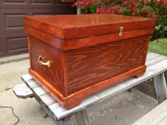 Tack Trunk on Etsy, $375.00