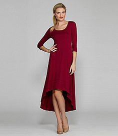 Kensie HiLow Maxi Dress #Dillards