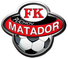 FK Matador Puchov 2 , football / soccer logo , Slovakia