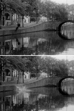 Bas Jan Ader, Fall 2 (1970)