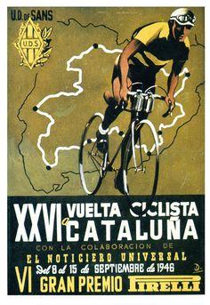 XXVI Volta Ciclista a Catalunya 1946