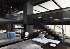 Great Loft with Minotti Furniture