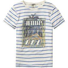 Scotch & Soda Photo Print T-Shirt ($20) ❤ liked on Polyvore featuring dessin s
