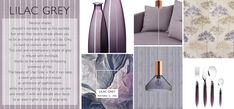 The next home decor ideas will be going to be the ones you'll be wanting and needing this Summer home decor trends! Bedroom Colors, Home Decor Bedroom, Modern Decor, Modern Design, Home Interior Design, Interior Decorating, Bedroom Design Inspiration, Lilac Grey, Home Decor Trends