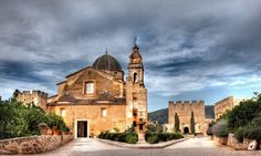 Monasterio de Simat de la Valldigna, Valencia. España