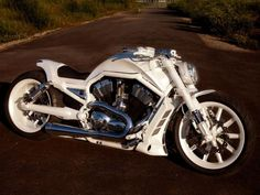 V Road Muscle Harley Davidson 00064