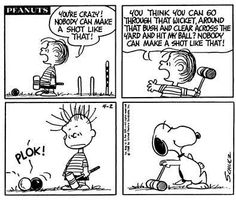 Snoopy, the Pro Everything