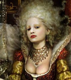 Beautiful photo-realistic oil paintings of Ekaterina Pushkarova