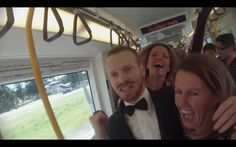This inspiring video makes starting a conversation on the train effortless! Discover more inspiring acts of freedom on my other Youtube channel here http://y...