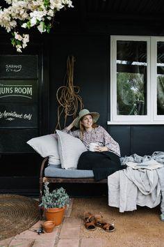 The Nun's Room, an Old Tomato Growers' Shack in Western Australia | Design*Sponge