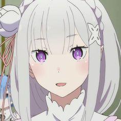 Waiting for Season 2 Rem who? Girls Anime, Manga Girl, Anime Kunst, Anime Art, Kawaii Anime, Rezero Emilia, Cute Anime Pics, Anime People, Re Zero
