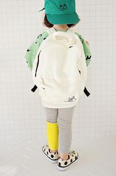 Ae-hem Bear Backpack (4C)