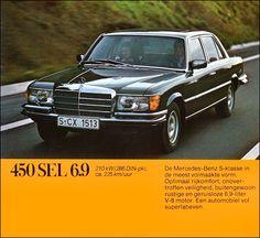 1979 Mercedes-Benz SEL 6.9