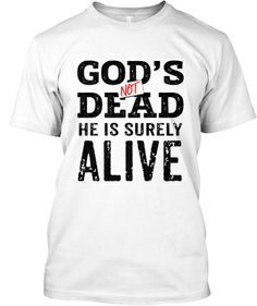Limited-Time God is not dead T-Shirt | Teespring
