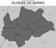 Freguesias do concelho de Oliveira do Bairro