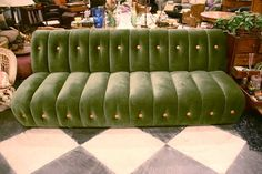 CURE THRIFT SHOP - Cure Furniture:The Caterpillar Couch