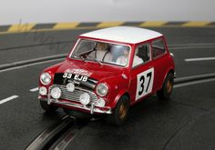 Mini Cooper (SCX 6073)