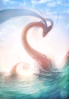 Milotic  (oh wow, this is amazing!)