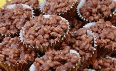 Easy Children's Party Food: Chocolate Crackles