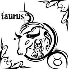 zodiac | Zodiac Sign Tattoo Taurus By Mptribe On Deviantart - Free Download ...