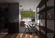 Kuchnia w małym biurze księgowym, Szczecin, 2016 – REMA DESIGN Conference Room, Furniture, Home Decor, Decoration Home, Room Decor, Home Furnishings, Home Interior Design, Home Decoration, Interior Design