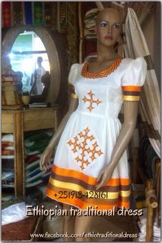Orange with Lalibela