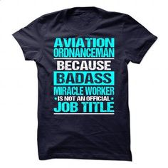 Awesome Tee For Aviation Ordnanceman - #matching shirt #winter hoodie. PURCHASE NOW => https://www.sunfrog.com/No-Category/Awesome-Tee-For-Aviation-Ordnanceman.html?68278