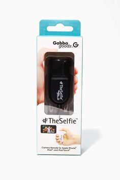 The Selfie Camera Remote | Shop Tech at Nasty Gal
