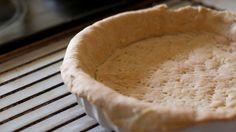 Kruche ciasto to podstawa między innymi kiszu i tarty
