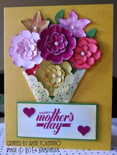 Relax. Make a Card: Mother's Day Cards