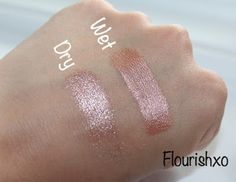 Flourishxo: Current Obsession: Mac Tan Pigment