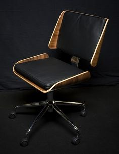 Retro Office Chair by Dan-Form