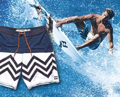Billabong Shifty X Boardshorts // Jack Freestone - Billabong Boardshorts
