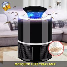 Electric Mosquito Killer Lamp LED 💡 Turn On & Get Rid of Mosquitoes Fast 🔥 GET IT NOW 👉 https://livecoolstuff.com/mostrap