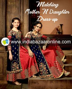 New matching mother and daughter dress up online is available at indiabazaaronline.  http://www.indiabazaaronline.com/search?tag=Like%20Mother%20Like%20Daughter   #motherdaughterdress #motheranddaughterdressup #matchingmotherdaughterdress #motheranddaughterdress #motherdaughtermatchingdress #motherdaughterdressup #motheranddaughterdressalike #motheranddaughterdressalikeclothes #motheranddaughtermatchingdress #motherdaughtereasterdress #matchingdressformotheranddaughter