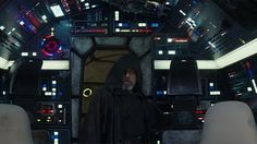 Mark Hamill Talks About About Shooting Scenes For 'The Last Jedi' On The Millennium Falcon