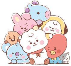 sticker by 💗 BTS. Discover all images by 💗 BTS. Find more awesome freetoedit images on PicsArt. Bts Chibi, Naruto Chibi, Chibi Manga, Bts Drawings, Kawaii Drawings, Kawaii Wallpaper, Bts Wallpaper, Chibi Tutorial, Chibi Poses
