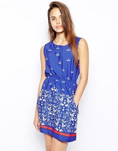 I would pack this cute dress. Love the colours, the print and it even has pockets. Perfect.