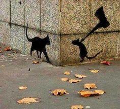 Clever Graffiti
