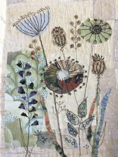 "A weekend Stitch Retreat with Mandy Pattullo.  You can book a place on this retreat at the bottom of this page. Winter can be just as pretty in our gardens as the summer with seed heads providing elegant faded structures when all else is gone and birds coming even more to our gardens as they … Continue reading ""Stoke Rochford Hall, Stitch Retreat, 30th November – 2nd December 2018"""