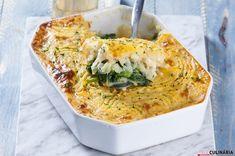 Receita de Empadão de bacalhau com grelos. Descubra como cozinhar Empadão de bacalhau com grelos de maneira prática e deliciosa com a Teleculinária!