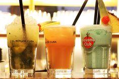 Cocktails mit Havana Club