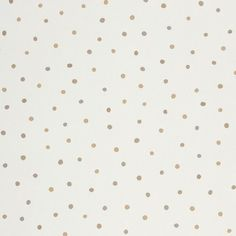 "Harlequin Kids Wallpaper, ""Dotty"" A simplistic dotty design in a neutral and metallic colourway. Colour:- Cappuccino, Coffee and Natural Wallpaper type:- Paper Composition:- Wallpaper Roll:- wide x long Vertical Pattern Repeat (cm):- 52 Match:- Half Drop Spotted Wallpaper, Harlequin Wallpaper, Neutral Wallpaper, Accent Wallpaper, Kids Wallpaper, Print Wallpaper, Fabric Wallpaper, Wallpaper Roll, Pattern Wallpaper"