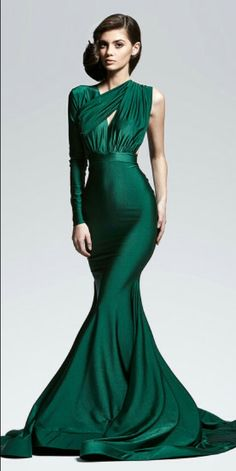 Walter Mendez collection. Green with Sexyness.
